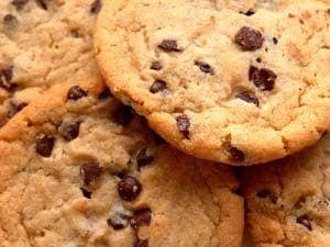 Zelfgemaakte koekjes zijn al heel lekker maar wat denken van koekjes met lekkere stukjes chocolade (choc chips) er in? Die zijn echt onweerstaanbaar. Probeer er maar eens gewoon één te eten…. Lukt me nooit. De [Lees meer...]