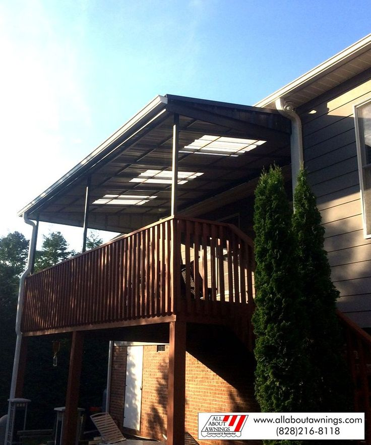 9 Best Metal Awnings Images On Pinterest