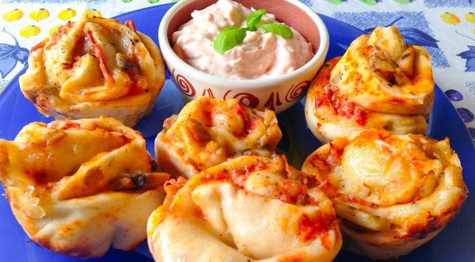 Pizzagolyó – csak ínyenceknek!