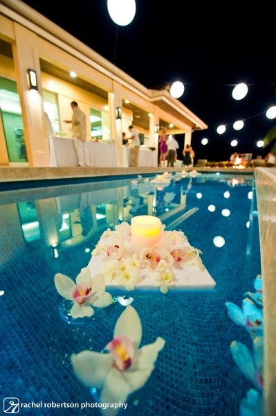 Floating Pool Decorations