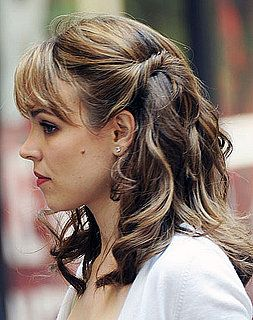 Pictures of Rachel McAdams's Hair | POPSUGAR Beauty