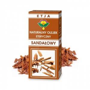 Eteryczny Olejek Sandałowy 10 ml ETJA