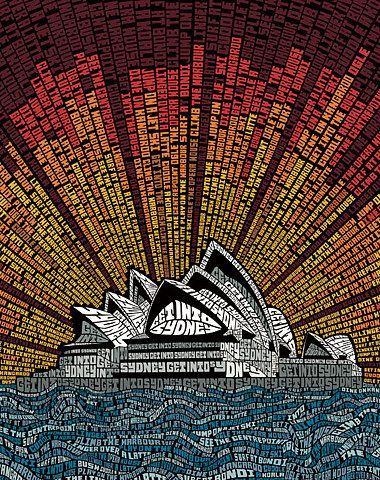 Get Into Sydney... Enough said!