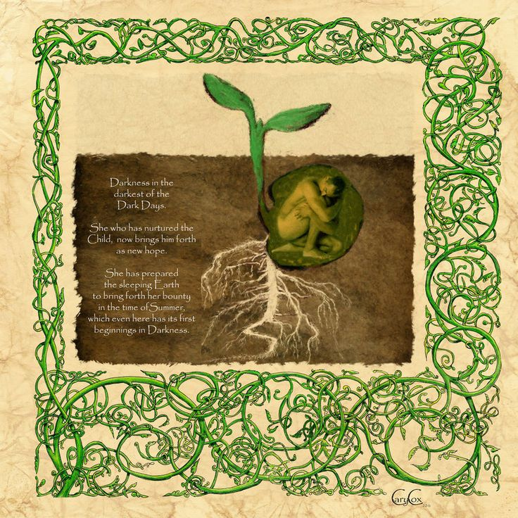 Book of Shadows, Imbolc page 2 by *Brightstone on deviantART