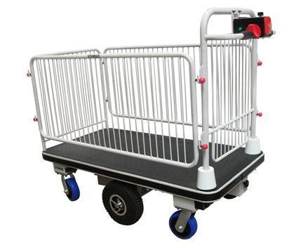 STURGO Electric Helpmate Trolley. Buy Materials Handling Online - Materials Handling - Backsafe Australia: https://www.backsafeaustralia.com.au/products/materials-handling