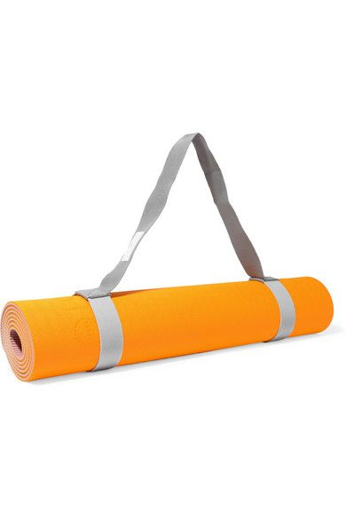 Orange thermoplastic elastomer, natural rubber and EVA-blend Designer color: Radiant Gold
