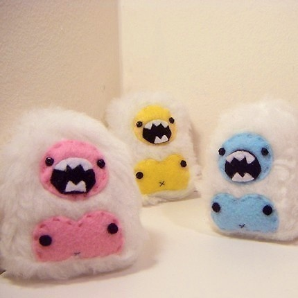 Yeti in my Pocket- Choose your color