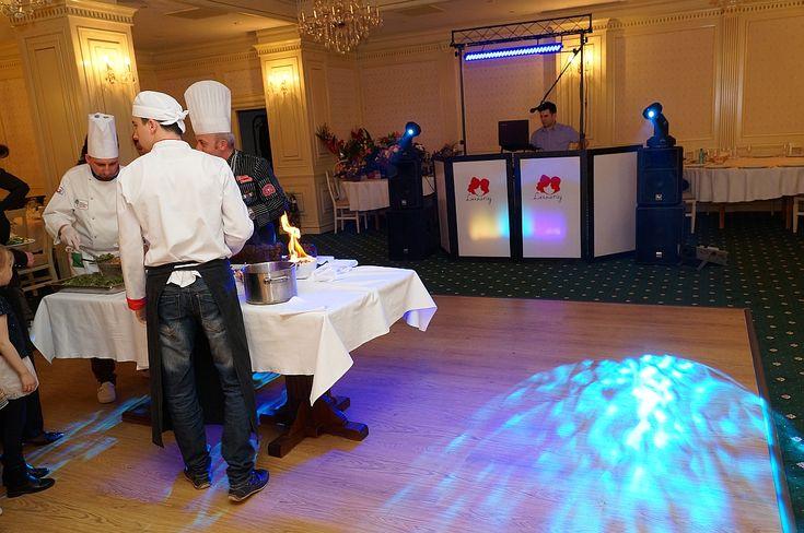 Setup Sonorizare Restaurant Ristretto Iasi 2014 - Dj evenimente Luxmariaj