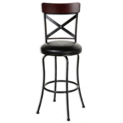 Fashion Bed Group Austin 30 in. Bar Stool - Set of 2 - C1X0002
