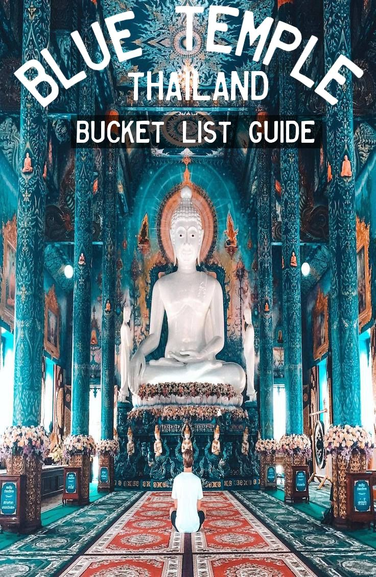 Guide: Blue Temple – Chiang Rai, Thailand