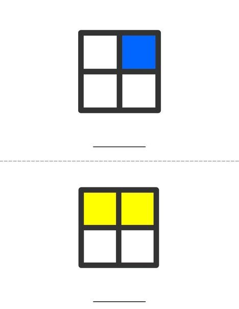 Write the Fraction Book from TwistyNoodle.com