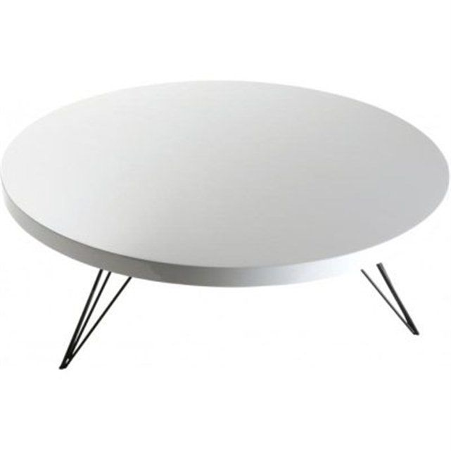 Meer dan 1000 idee n over table ronde blanche op pinterest ronde tafels me - Petite table ronde blanche ...