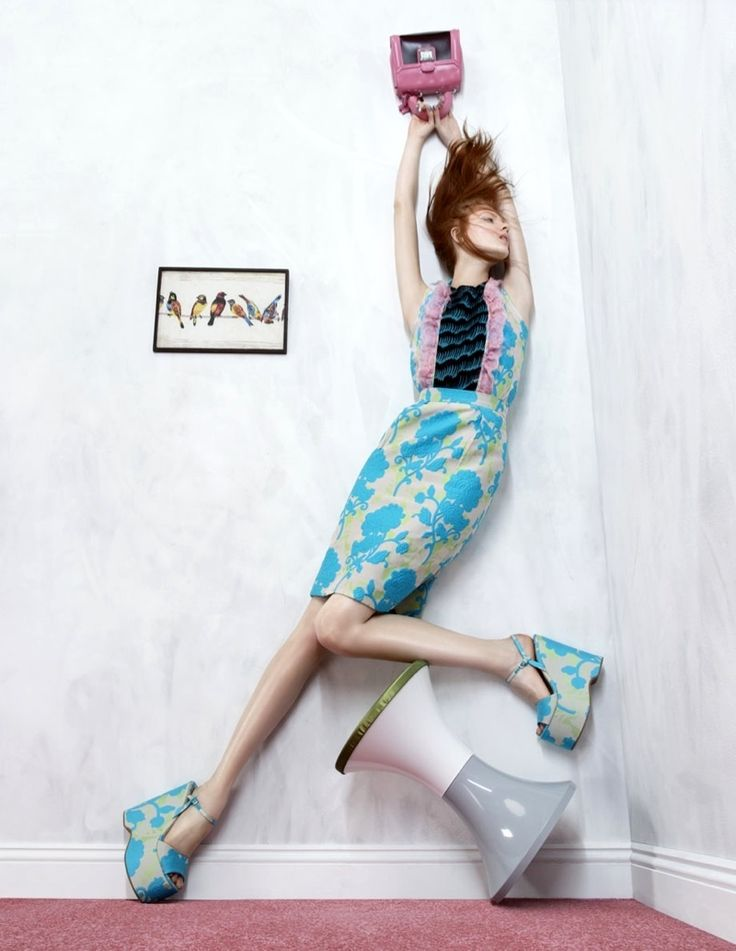 Anastasia Ivanova por Nikolay Biryukov para Hunger Magazine 2015