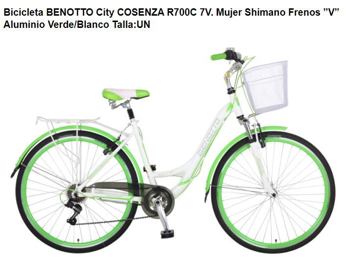 Bicicletas City Bike Confort Benotto Http Tienda Benotto Com