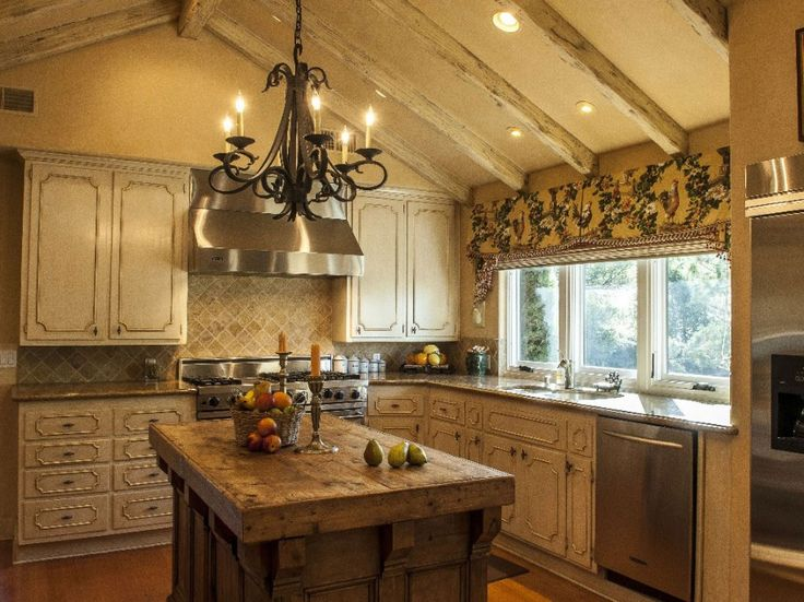 Best 25 small country kitchens ideas on pinterest - Small country kitchen pictures ...
