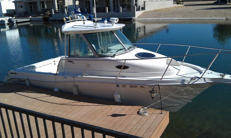2007 Seaswirl Striper 2601 Walkaround I/O Power Boat For Sale - www.yachtworld.com