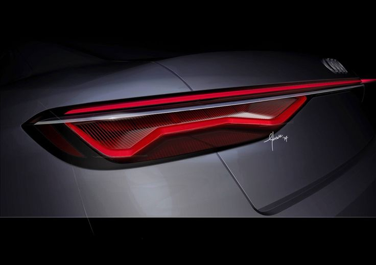 AUDI PROLOGUE 2014 - Tail Lamp
