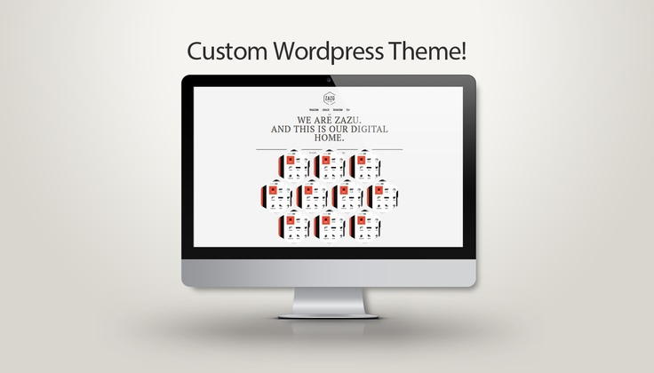 Premium Wordpress Theme For Creative Agency