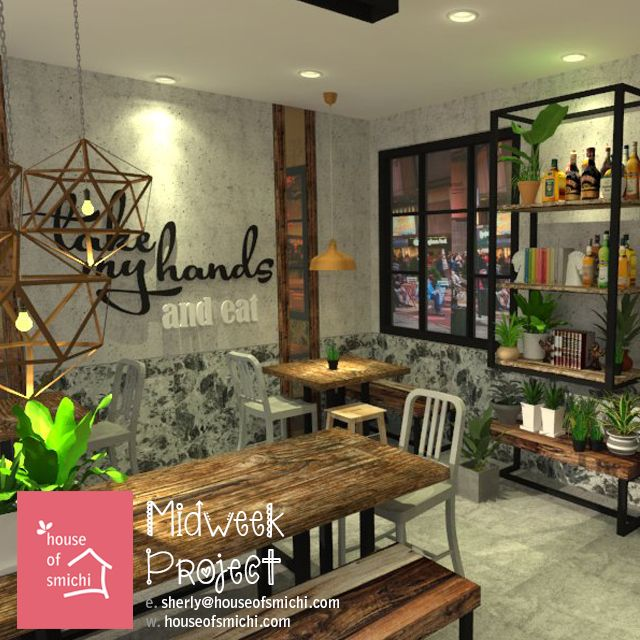 When The Cold Meet Warmth Cafe Originally Made By House Of Smichi