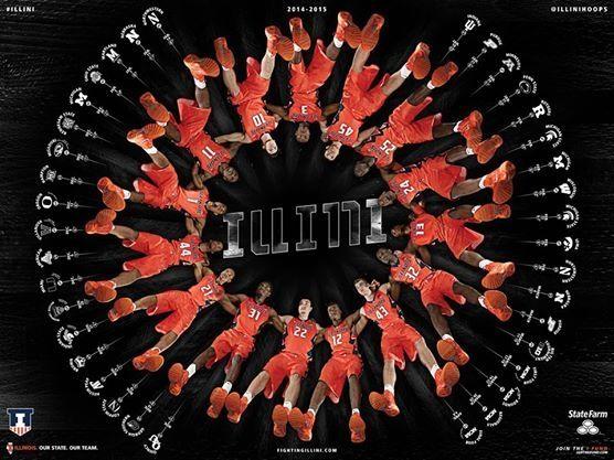 5 reasons to buy Illini tickets this season! #HCIllinois