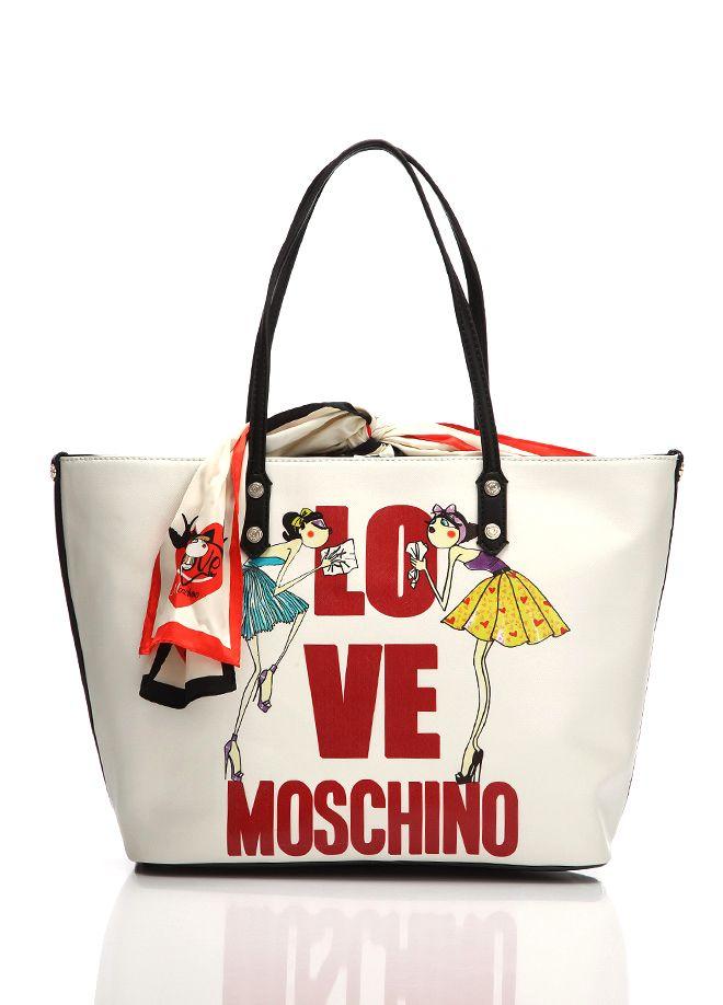 Love Moschino Çanta Markafoni'de 699,90 TL yerine 399,99 TL! Satın almak için: http://www.markafoni.com/product/4576082/