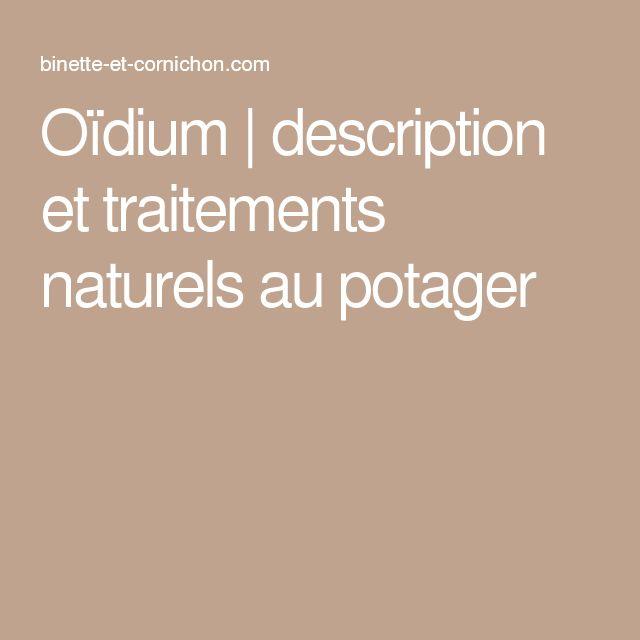 1000 id es sur le th me o dium sur pinterest jardinage plantes de courgettes et plante s de - Rouille rosier traitement naturel ...