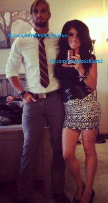 Seth Rollins And Leighla Schultz