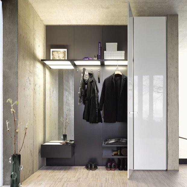 15 Cool Flur Garderoben In 2020 Garderobe Flur Garderobe Kleiner Flur Garderobe
