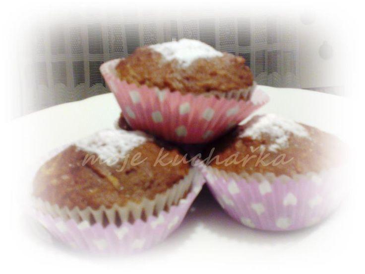 Cuketovo-perníkové muffiny