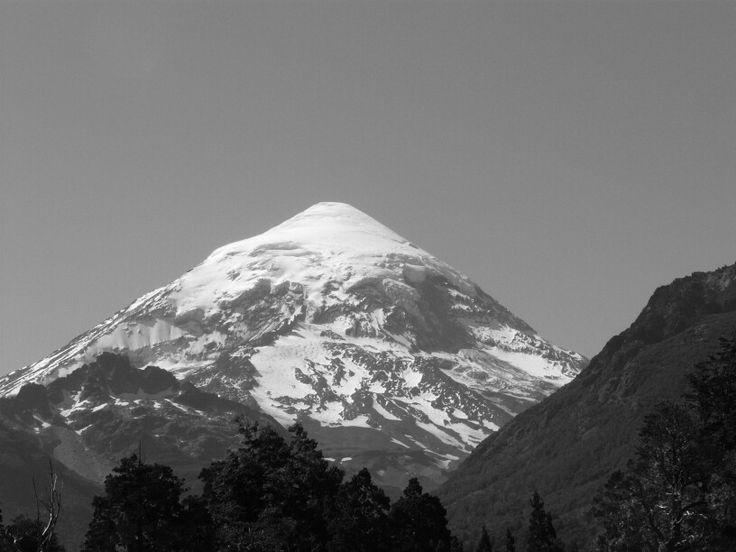 Volcán Lanin - Junin de los Andes