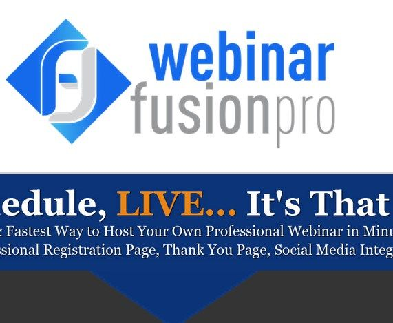 Webinar Fusion PRO – Enterprise Edition With The Easiest and Fastest Way to Host Your Own Professional Webinar in Minutes that Enhanced By The Most Comprehensive Features and Make Your Position As An Expert...  Check Detail: http://www.releasedl.com/webinar-fusion-pro-enterprise-edition/