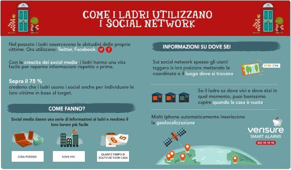 Nuovi consigli per garantire la tua sicurezza anche sui social networks!