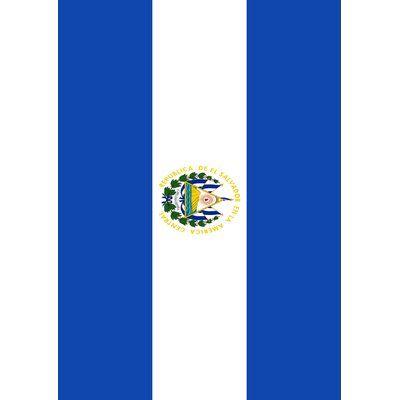 Toland Home Garden El Salvador Garden Flag