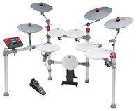 KAT Percussion - kt3 6-Piece Digital Drum Set - Silver