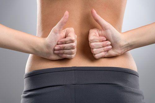 Ejercicios para fortalecer la espalda baja en casa