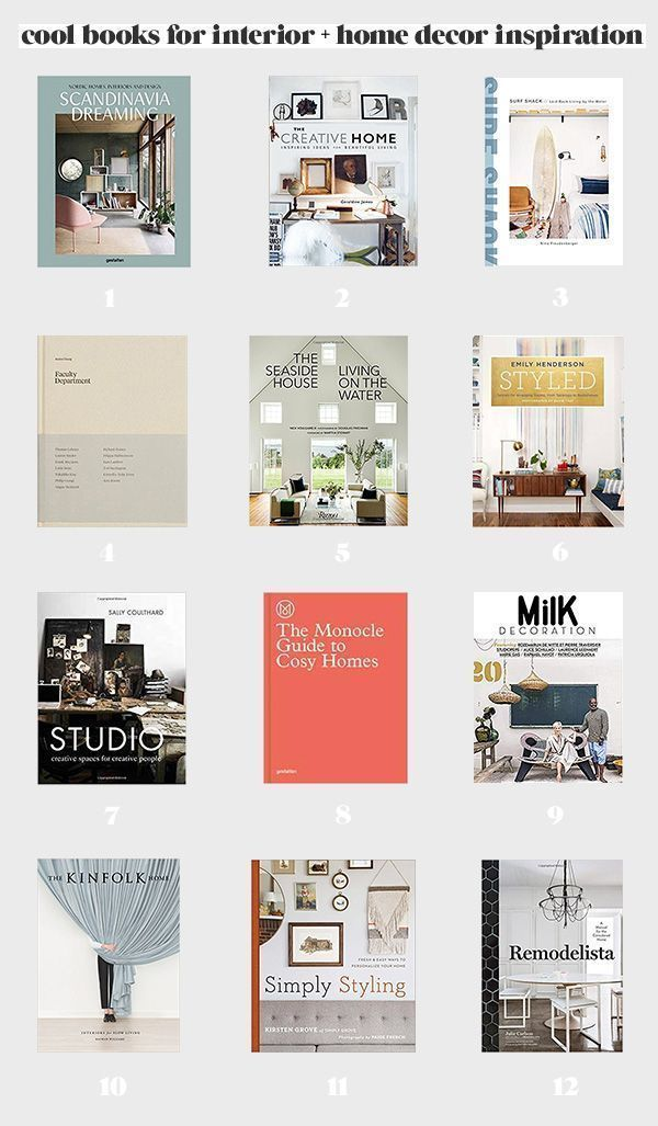 Book Report 24 Cool Books For Interiors Inspiration Paper