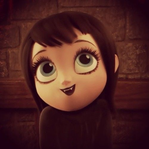 Mavis from Hotel Transylvania, so cute!