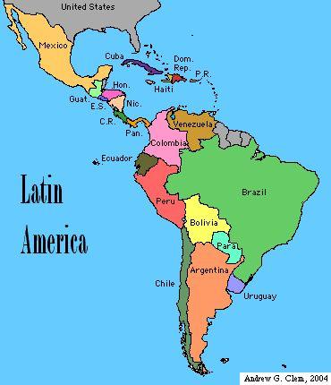 Latin American Quiz