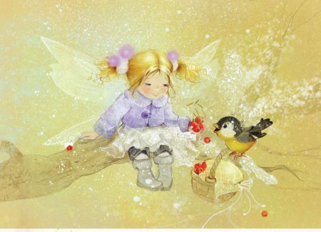 Kate Babok - _Winter Fairy