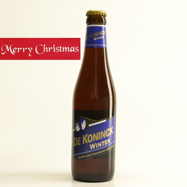 De Koninck Winter #belgianbeer #christmasbeer #craftbeer #beer