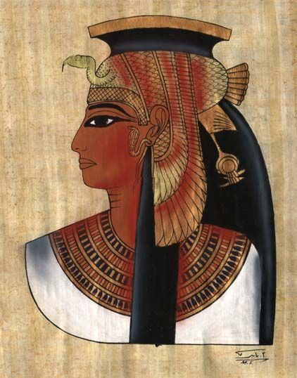 Kleopatra.