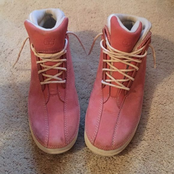Spotted while shopping on Poshmark: Timberlands shoes in great condition size 7M! #poshmark #fashion #shopping #style #Timberland #Shoes
