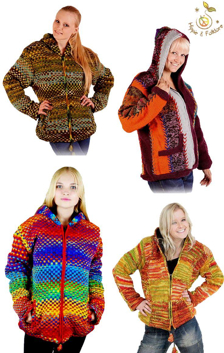 ★ Jachete etnice unisex din lână tricotate manual în Nepal, la preţuri speciale acum @Mary Chris cleary Hippie  ★  ✿ http://www.hainehippie.ro/67-pardesie-jachete-veste ✿ Transport GRATIS la 2 produse din: haine, şaluri, genţi ✿ Livrare în 24h ✿ www.facebook.com/hainehippie