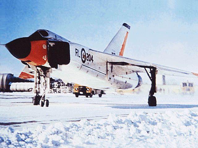 Avro Arrow (RL-204)