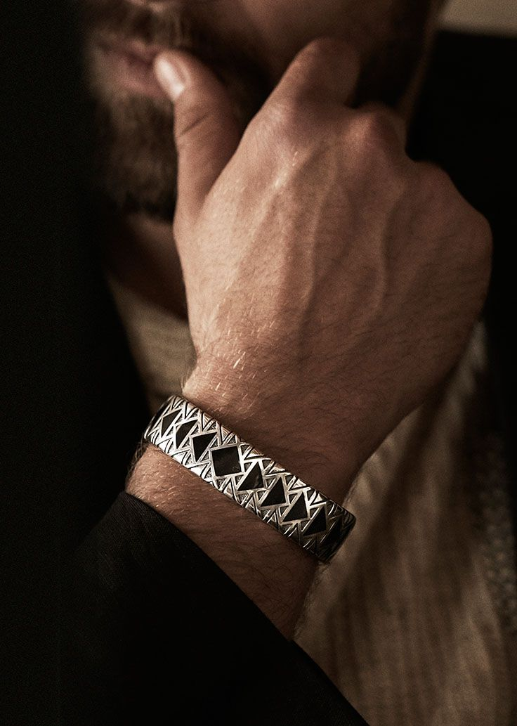Be A Man Wear Jewelry Sponsored Summer Accessory Guide Pinterest Mens Fashion And Bracelets For Men
