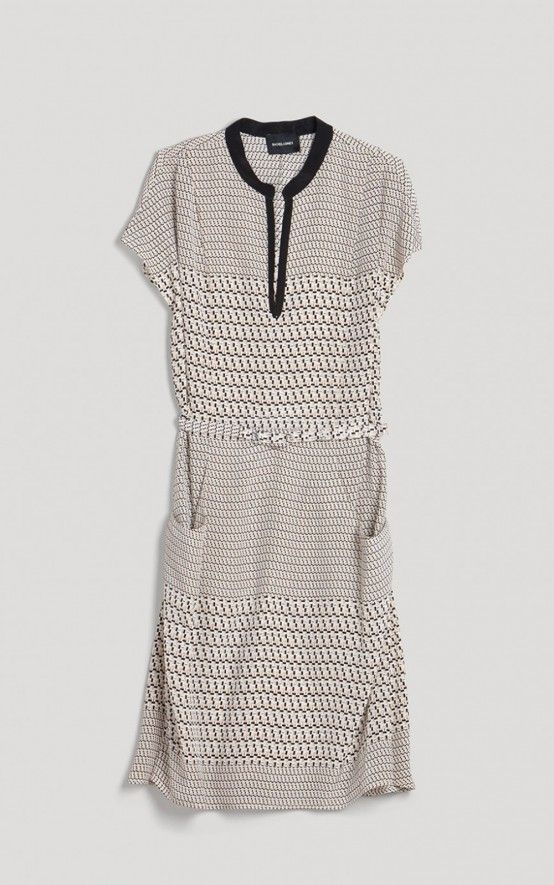 Rachel Comey Kinetic dress. Silk.