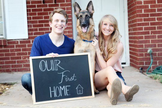 our first home pictures