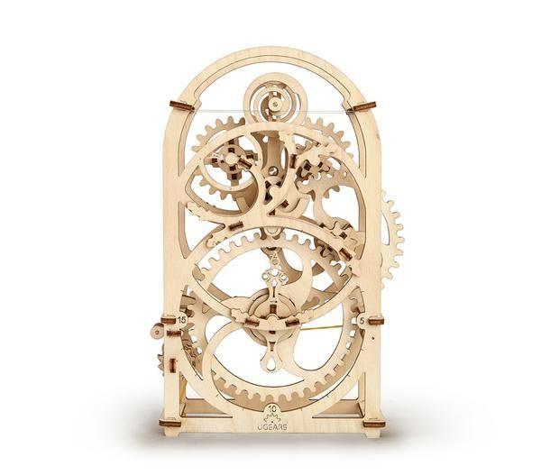Ugears 20 Minutes Timer 20 Minute Timer Wooden Model Kits Clock
