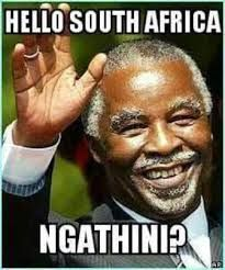 Image result for south african politics mame