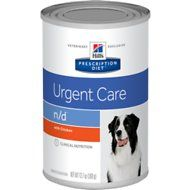 Hill's Prescription Diet n/d with Chicken Canine Canned Dog Food, 12.7-oz, case of 12
